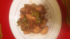 Gluten Free Chicken Chow Mein