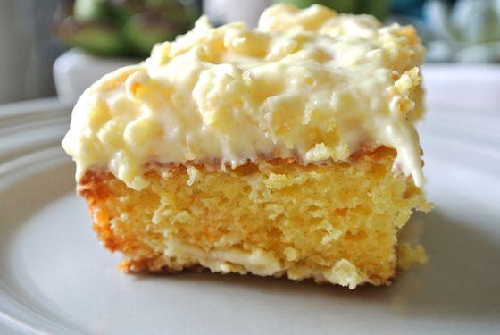 Gluten Free Mandarin Orange Pineapple Cake